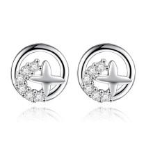 butterfly earring 139