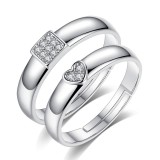 heart couple ring w51