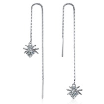 Spider Earrings XZEe289
