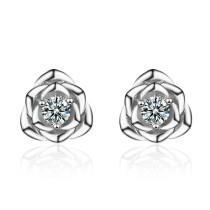 Rose earrings 800