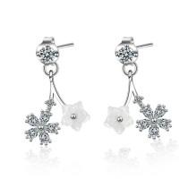 flower earring XZE720