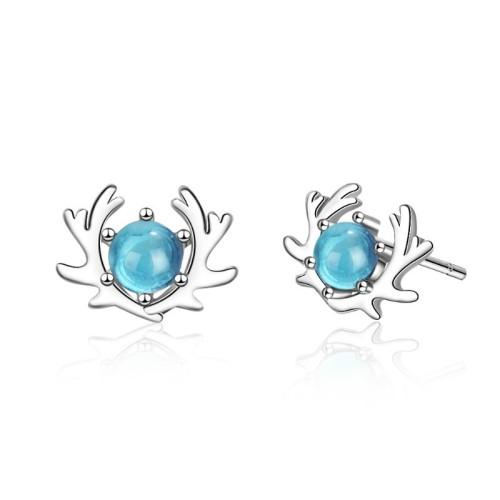 Antler earrings 768