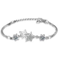 Five-pointed bracelet 009