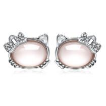cat earring e88