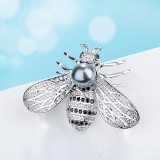 Honey brooch XZB013hh