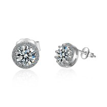 round earring 518