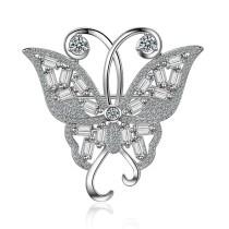 butterfly brooch XZB009w