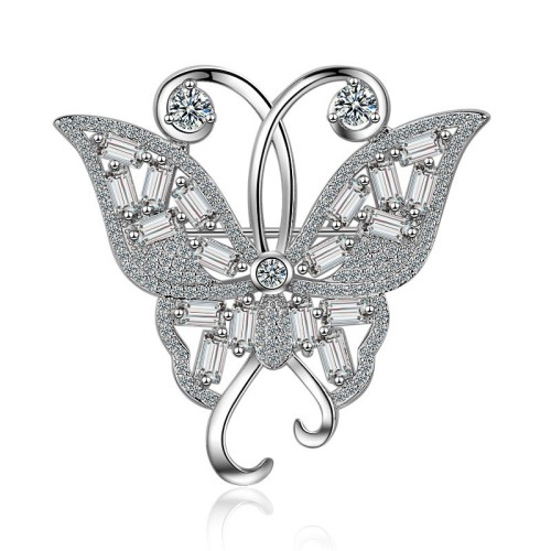 butterfly brooch XZB009w
