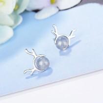 Cute elk earrings XZE606a