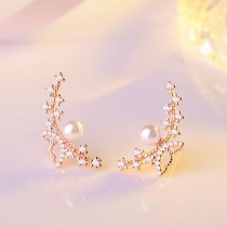 pearl earring XZEa396a
