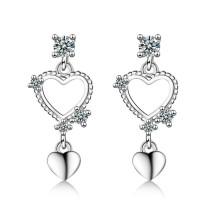 heart earring 765