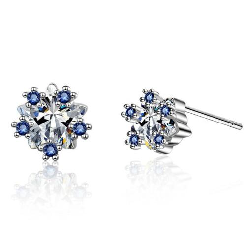 Pentagram earrings 795