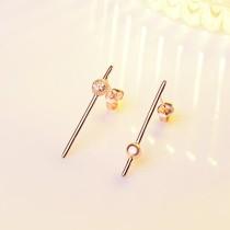 Geometric earrings XZE402a