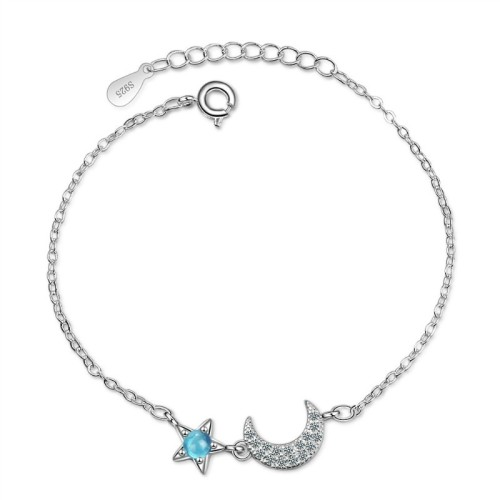 star moon bracelet XZB103
