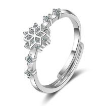 Snowflake ring XZR269
