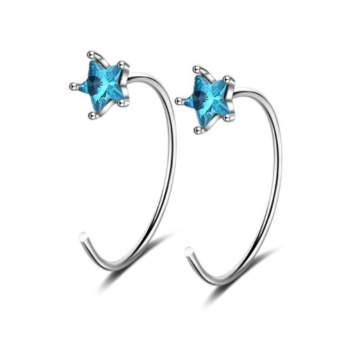Star earrings 432