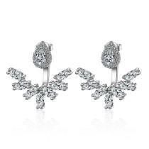 flower earring 462