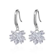 snowflake earring XZE223t