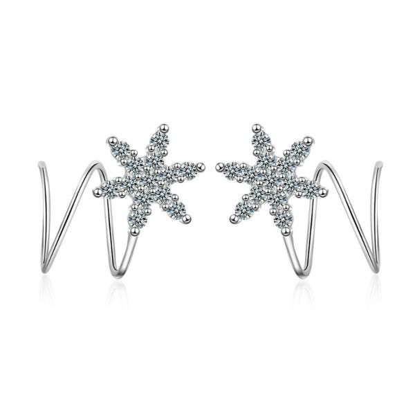 star earring 333
