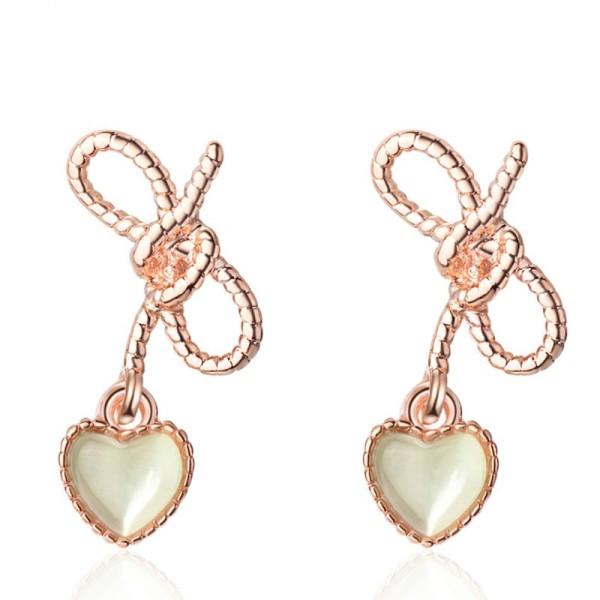 heart earring 685