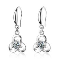 Clover earrings 439