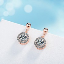 round earring XZE489a