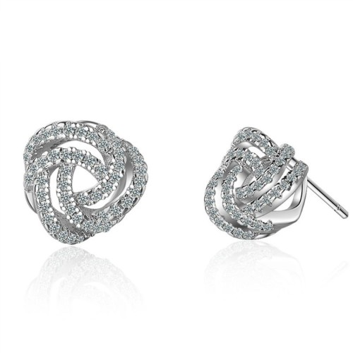 Geometric rotating earrings 772