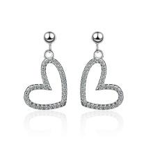 heart earring XZE533