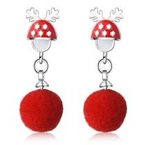 Christmas bell earrings 627