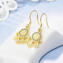 Dream catcher earrings XZE388c