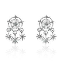 Dream catcher earrings XZE706