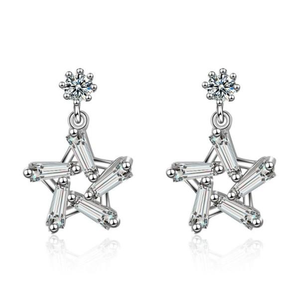 star earring XZE763