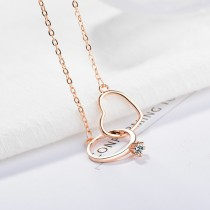 heart necklace XZA326a
