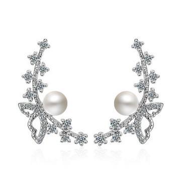 pearl earring XZEa396