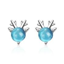 Elk earrings 733