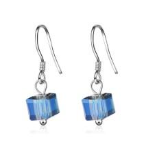 Square earrings XZE363e