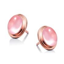 earring WHE97( 8*10mm)