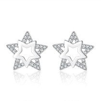 star earring wh 12