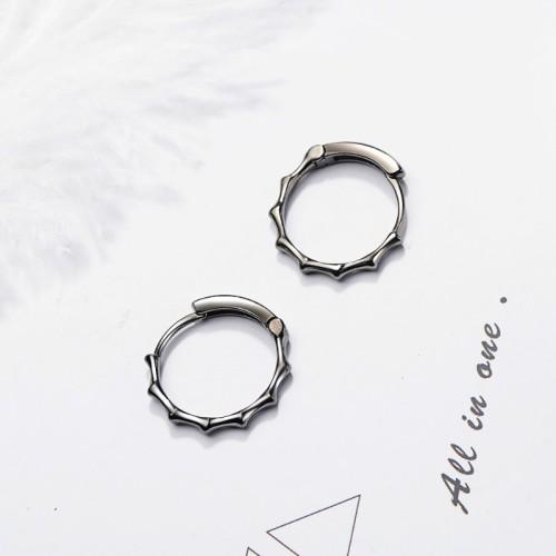round earring XZE384c