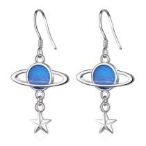 Planet earrings 339