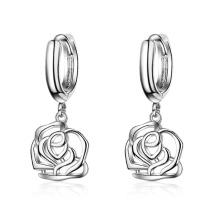Rose earrings 281