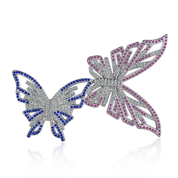 Butterfly brooch XZB014h