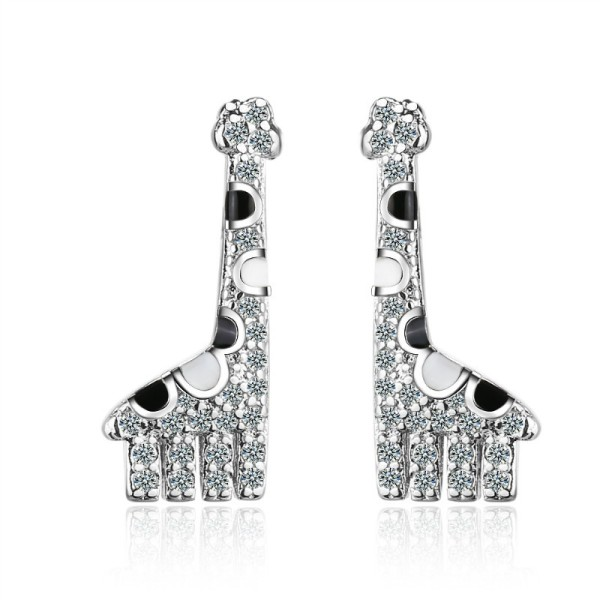Giraffe earrings 797