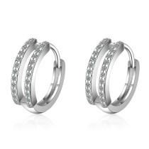 round earring XZE419