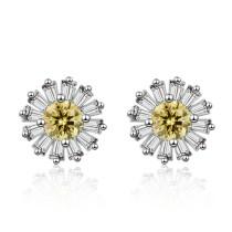Small Daisy Earrings 742