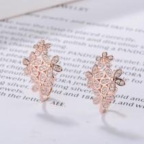 flower earring 210
