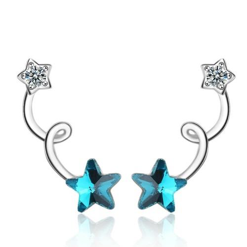 star earring 684
