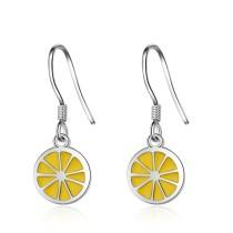 Lemon earrings 276