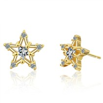 star earring 798