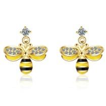 Bee earrings 710